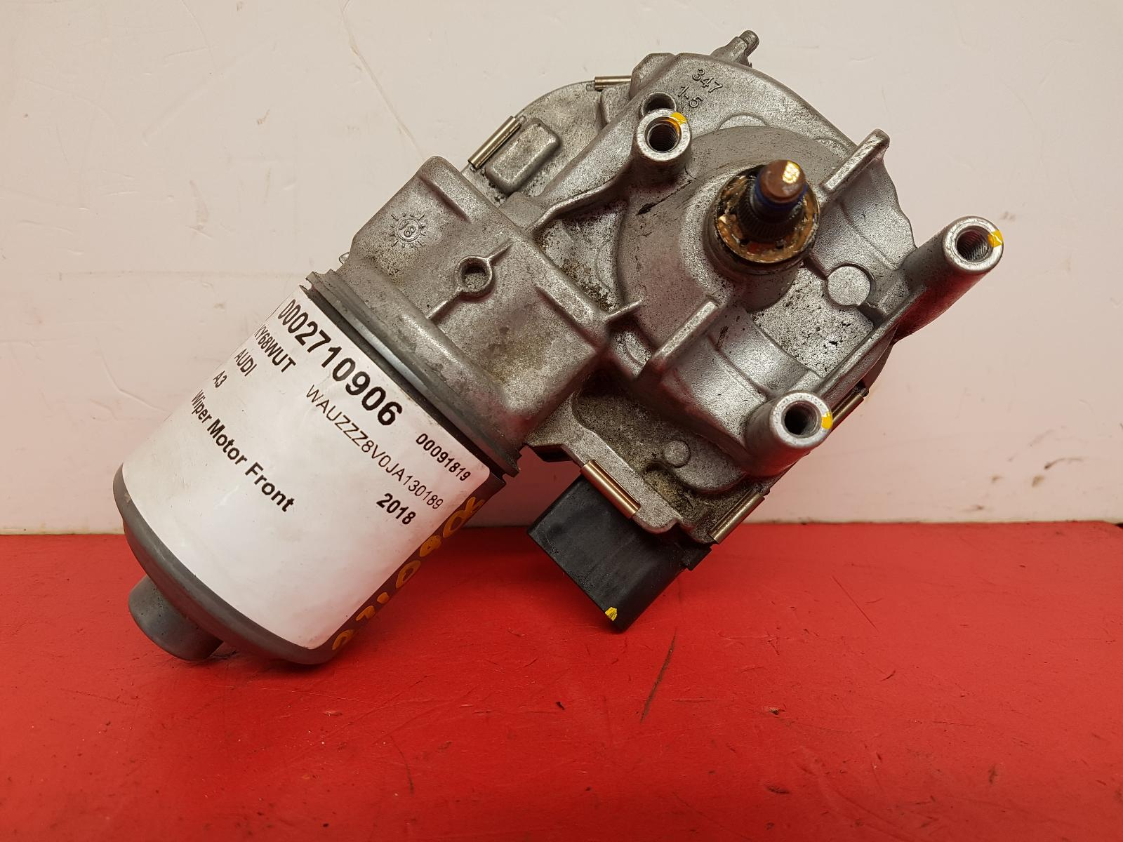 View Auto part Wiper Motor Front Audi A3 2018