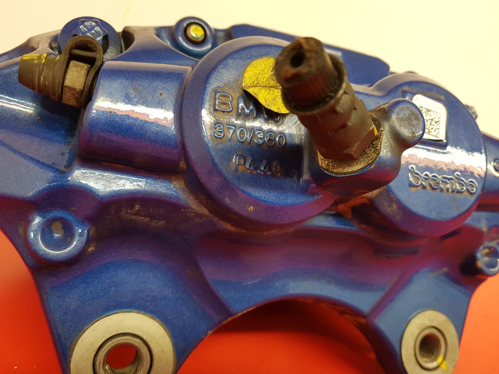 View Auto part Caliper Bmw 4 Series 2016