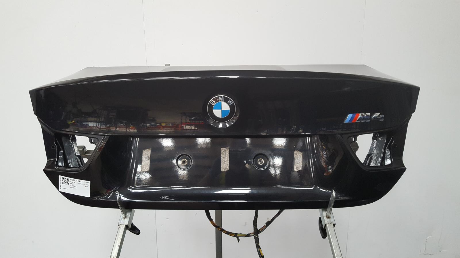 View Auto part Bootlid/Tailgate Bmw 4 Series 2016