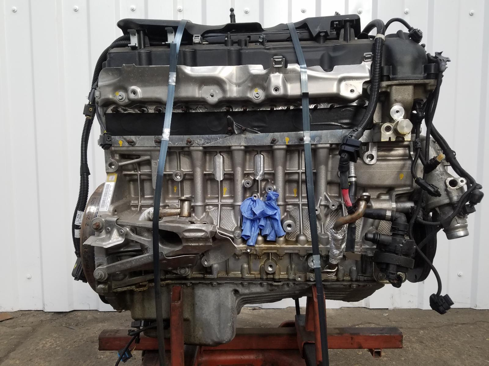 View Auto part Engine Bmw 4 Series 2016