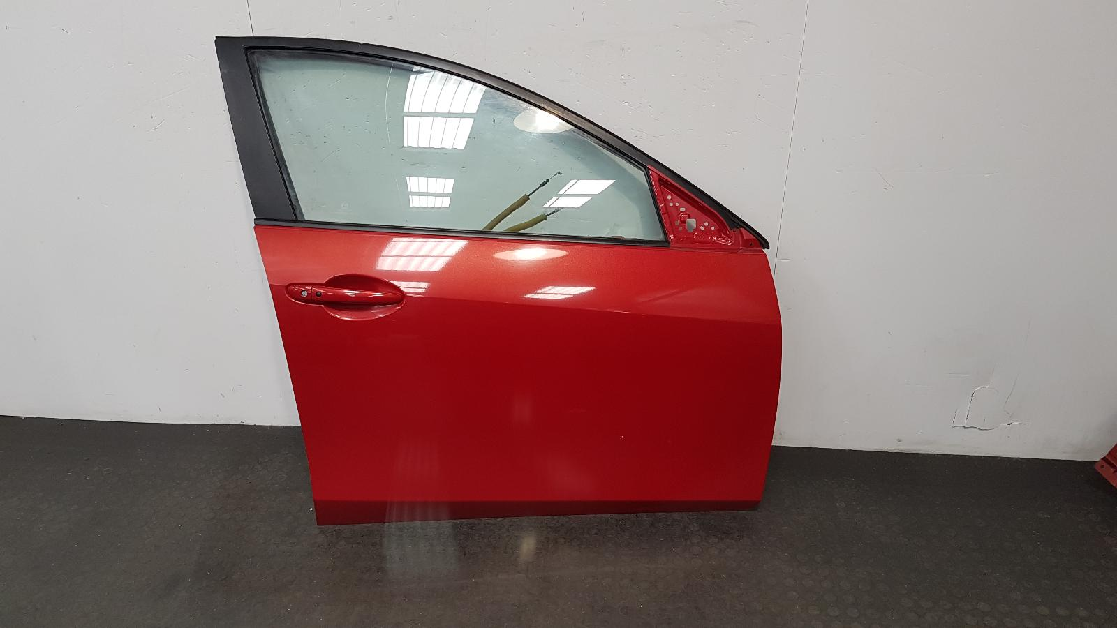 View Auto part R Front Door Mazda 3  2009