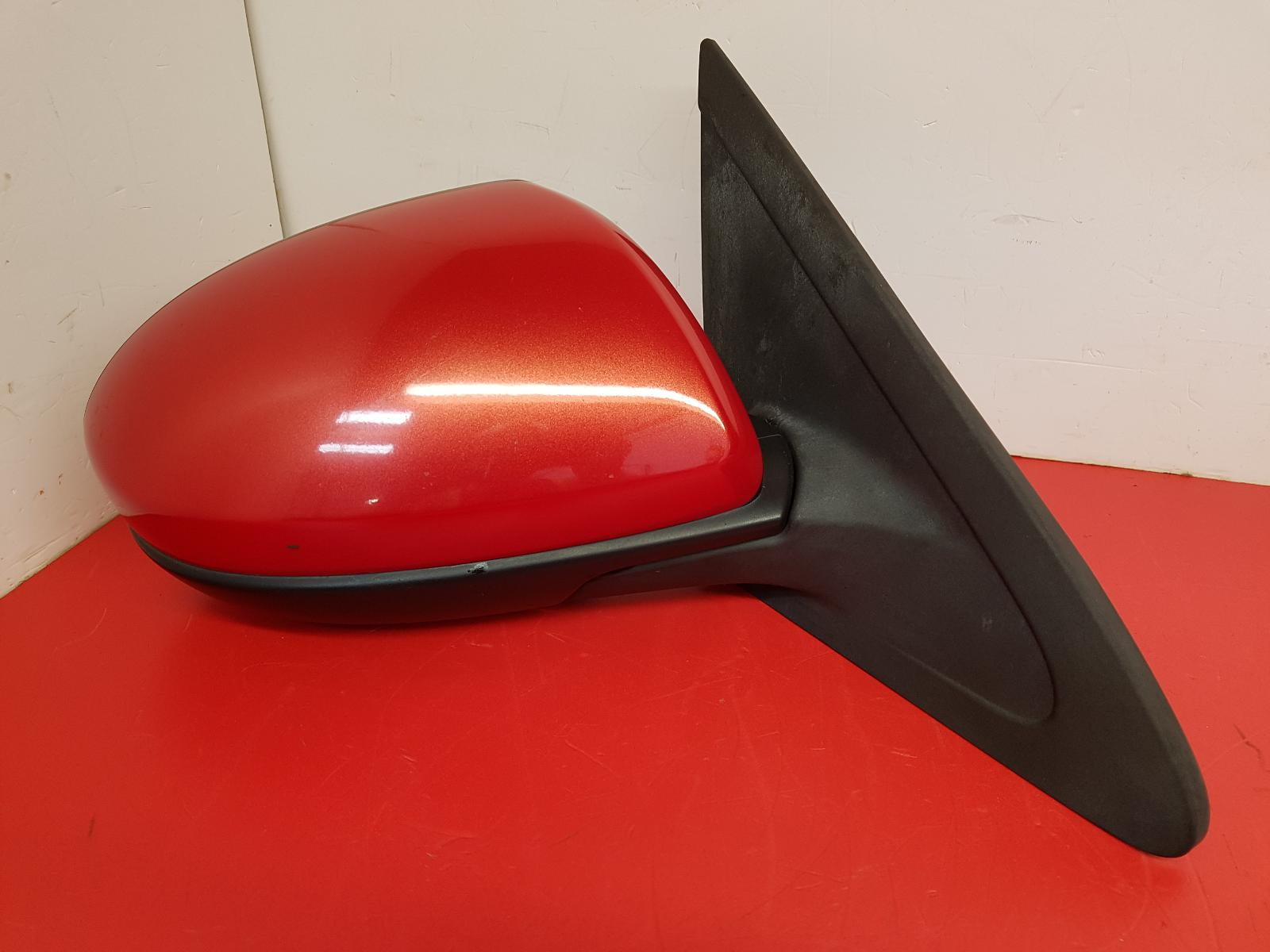 View Auto part R Door Mirror Mazda 3  2009