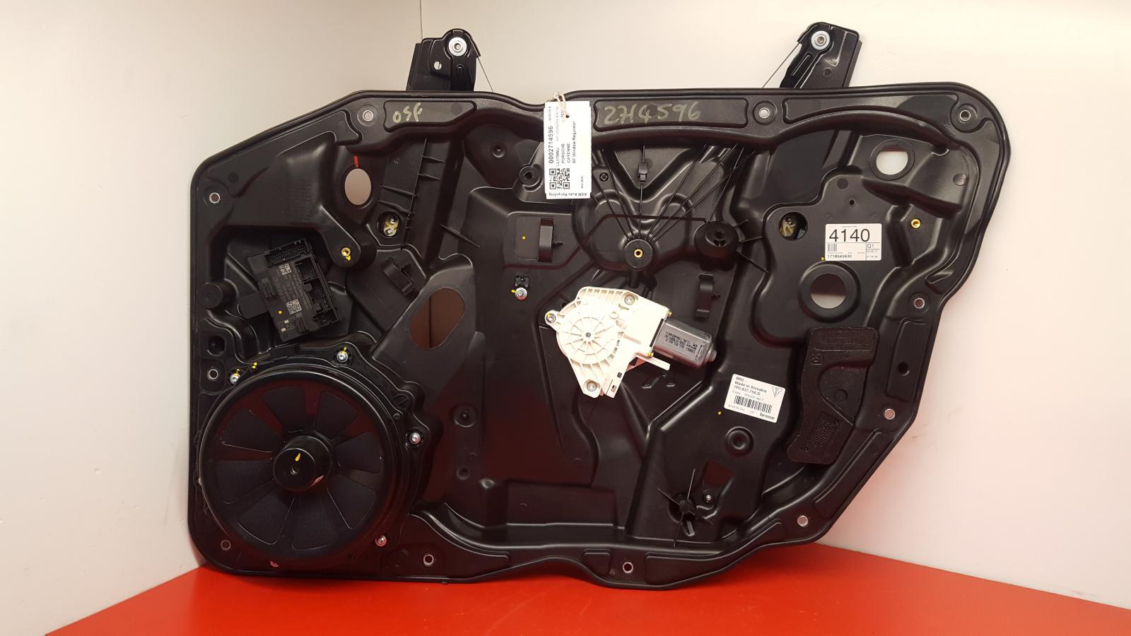 View Auto part RF Window Regulator Porsche Cayenne 2017
