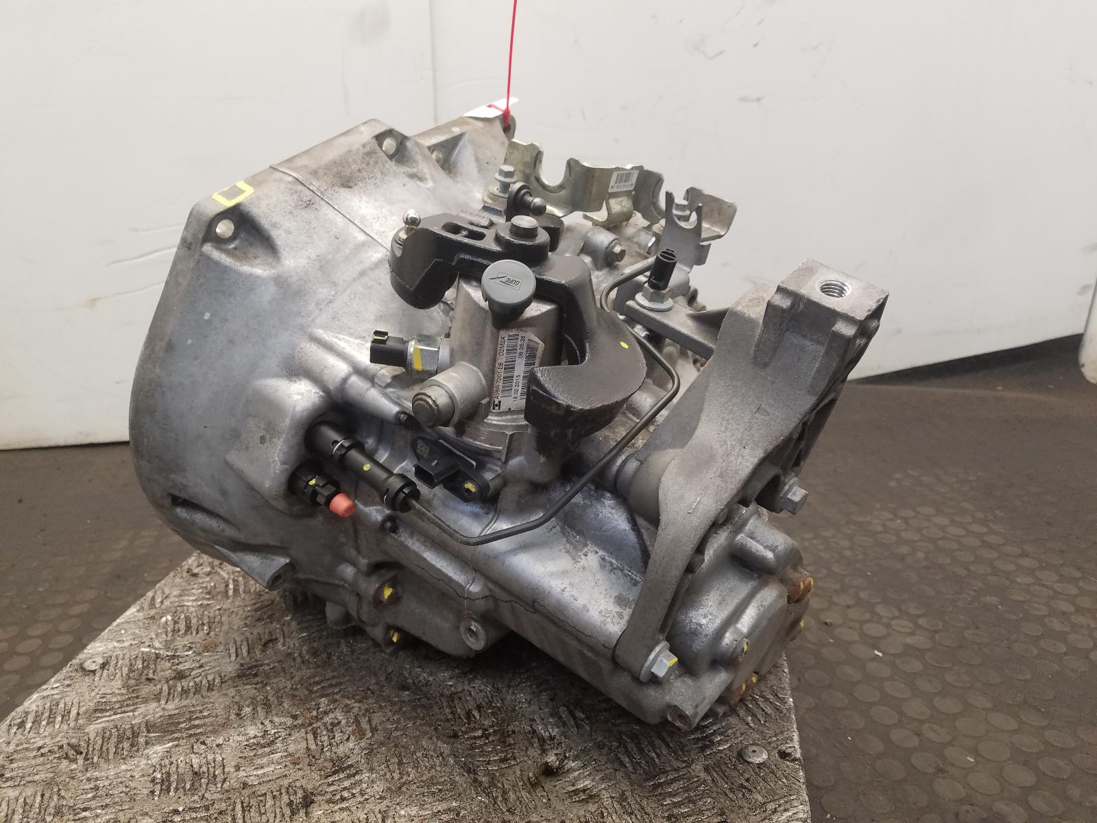 View Auto part Gearbox Ford Focus 2015