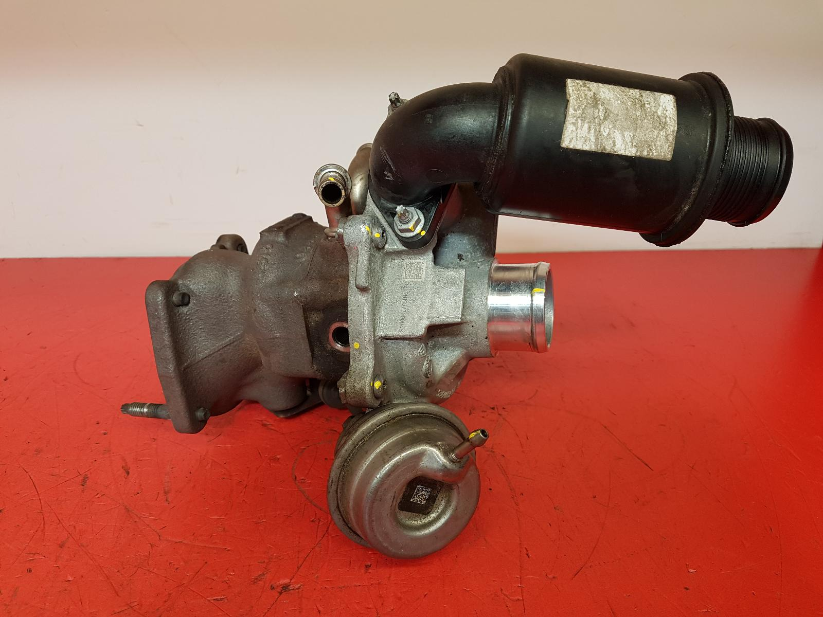 View Auto part Turbocharger Ford Focus 2015