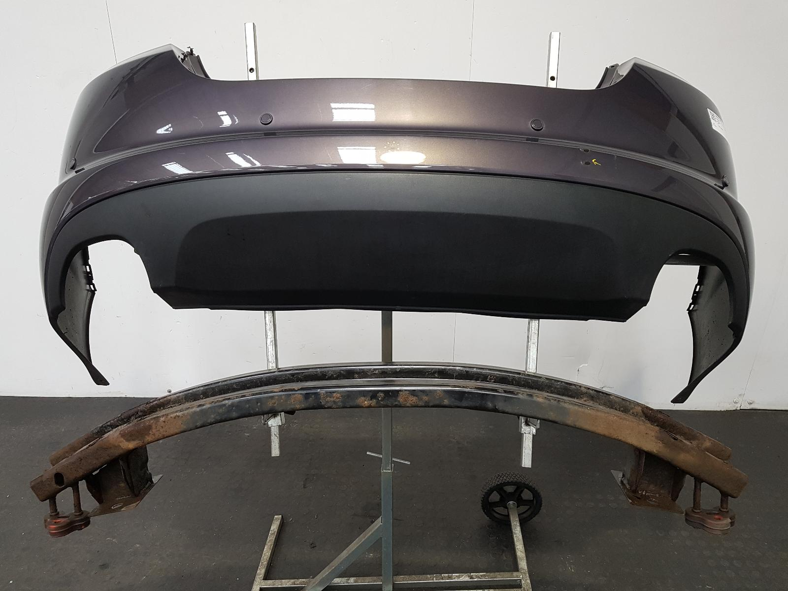 View Auto part Rear Bumper Jaguar Xf 2009