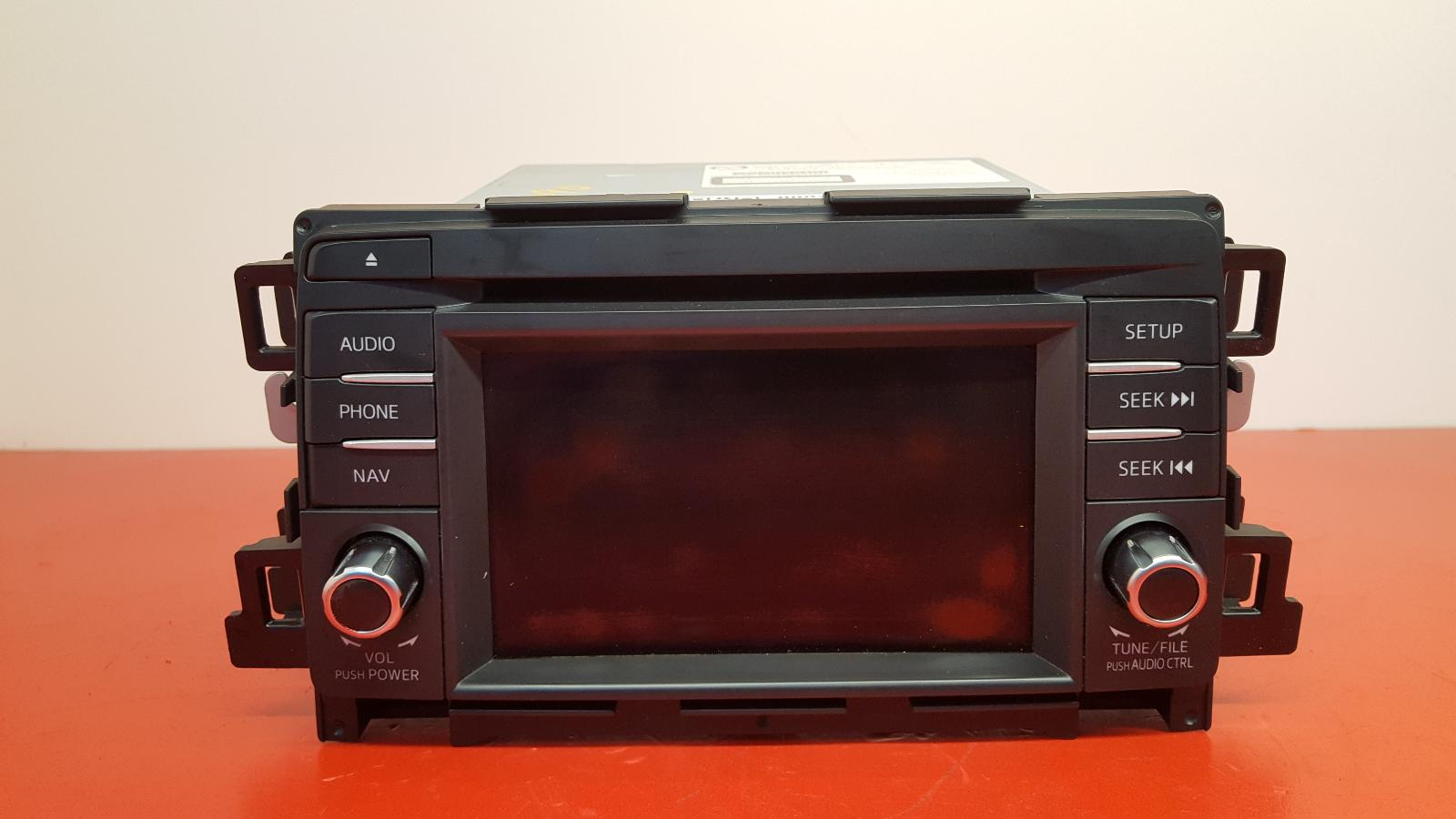 View Auto part CD Changer Mazda 6  2013