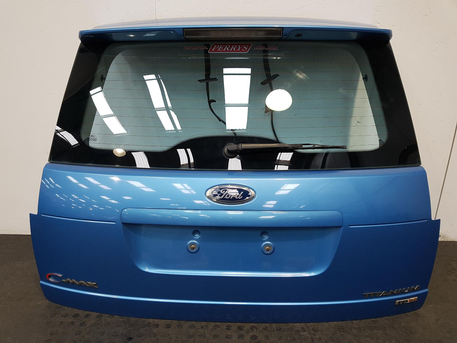 View Auto part Bootlid/Tailgate Ford Focus C Max 2009