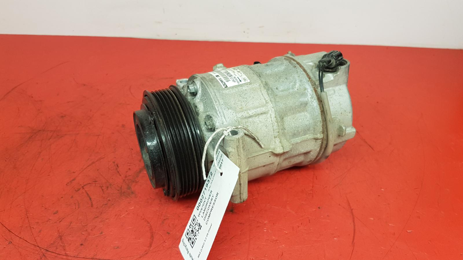 View Auto part Compressor Land Rover Discovery 2017