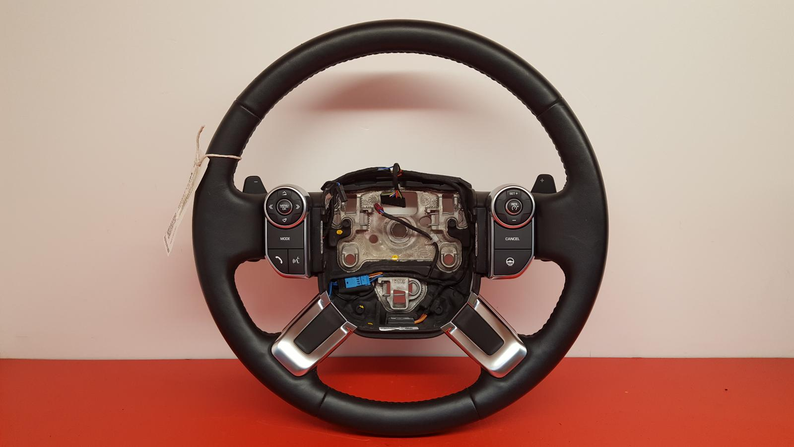 View Auto part Steering Wheel Land Rover Discovery 2017