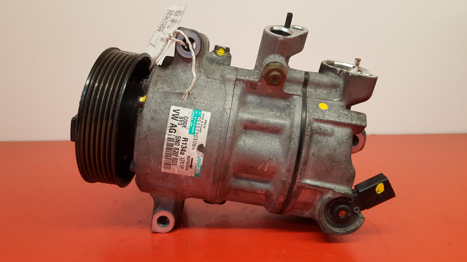View Auto part Compressor Audi A3 2010