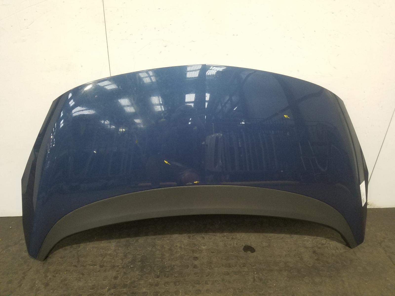 View Auto part Bonnet Vauxhall Meriva 2016