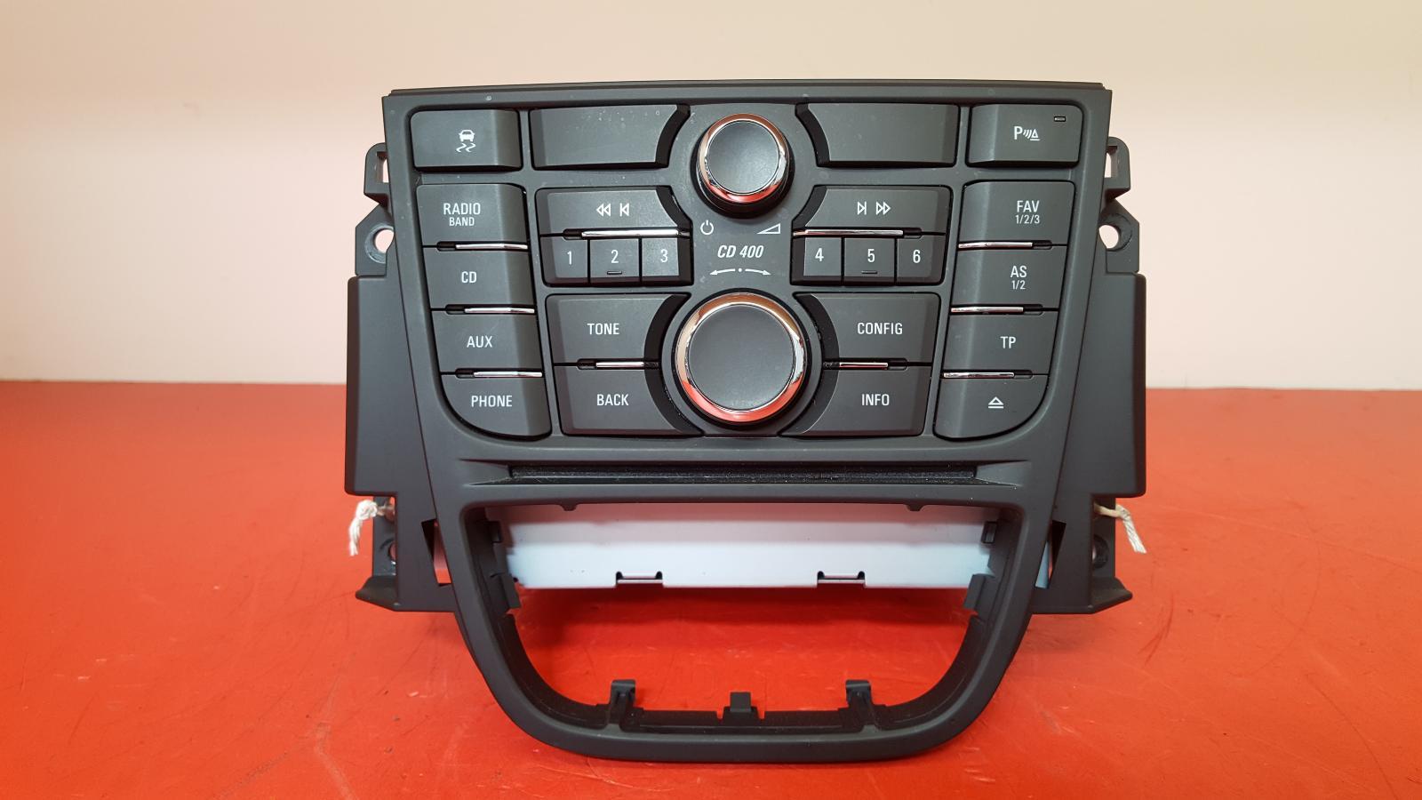 View Auto part A/V Equipment Vauxhall Meriva 2016