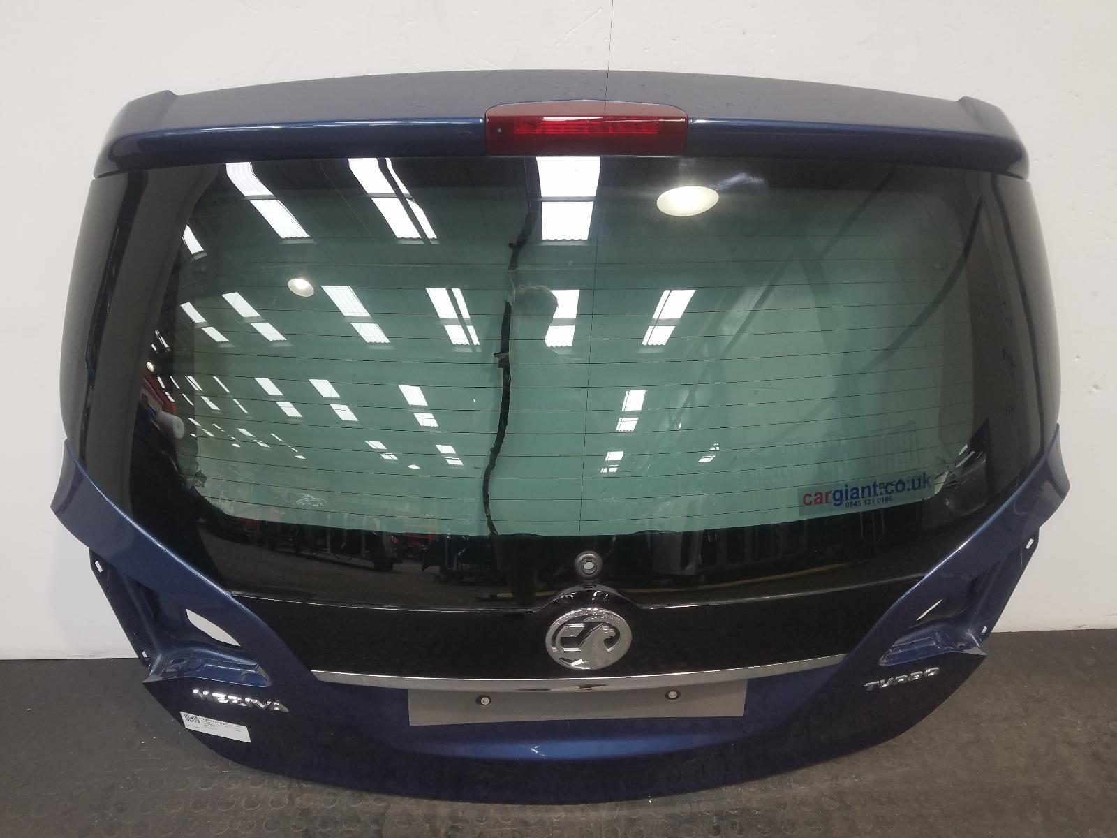 View Auto part Bootlid/Tailgate Vauxhall Meriva 2016