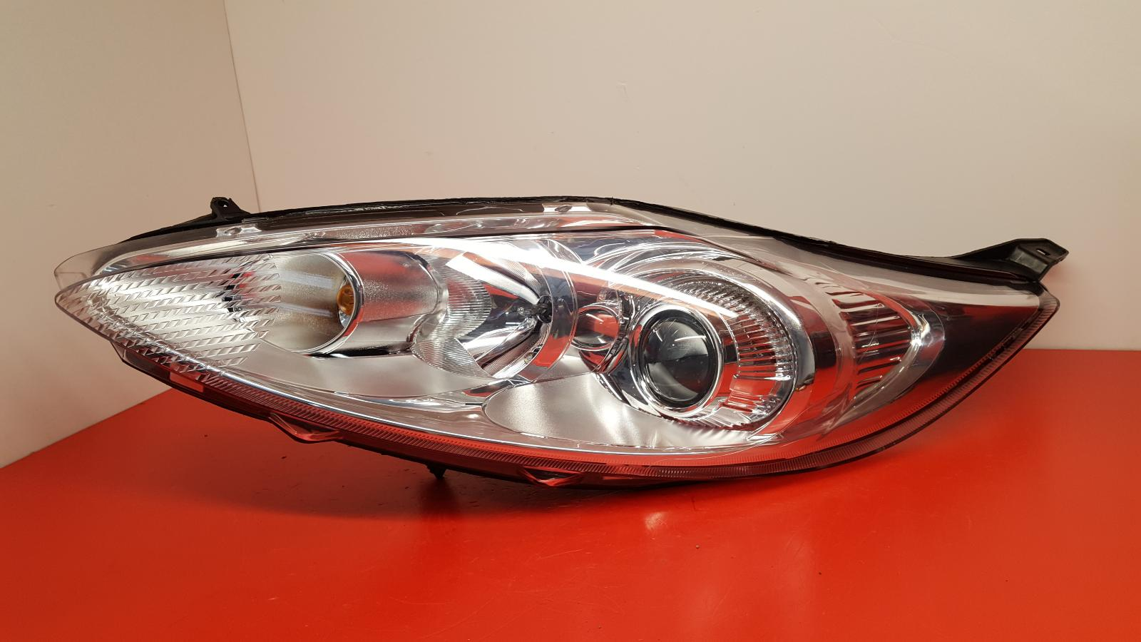 View Auto part L Headlamp Ford Fiesta 2009