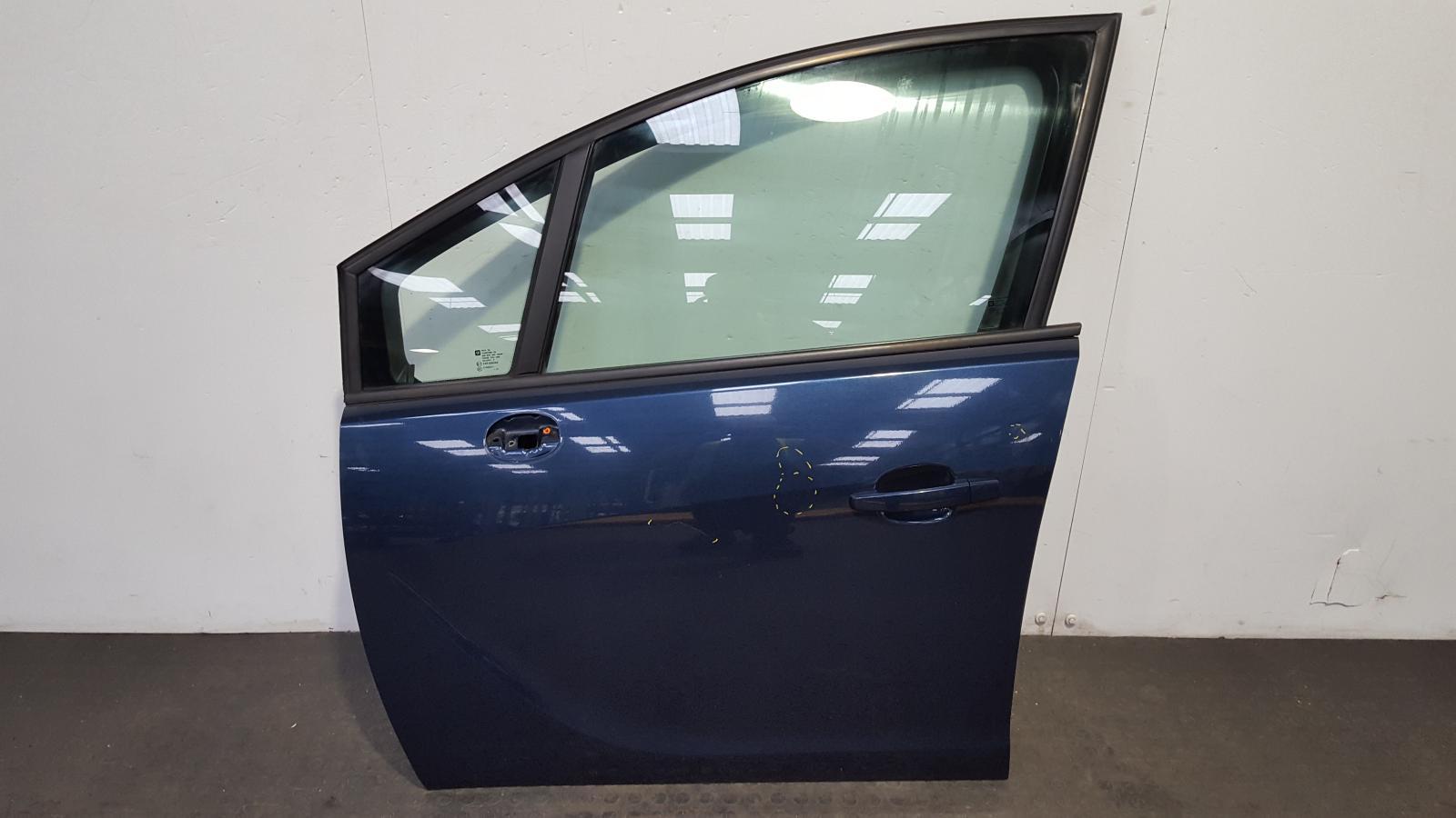 View Auto part L Front Door Vauxhall Meriva 2010