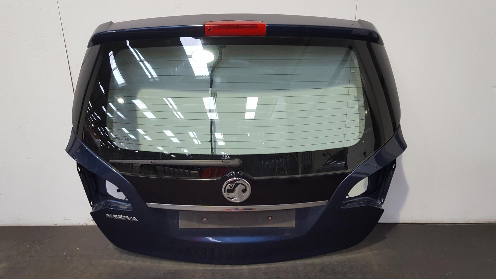 View Auto part Bootlid/Tailgate Vauxhall Meriva 2010