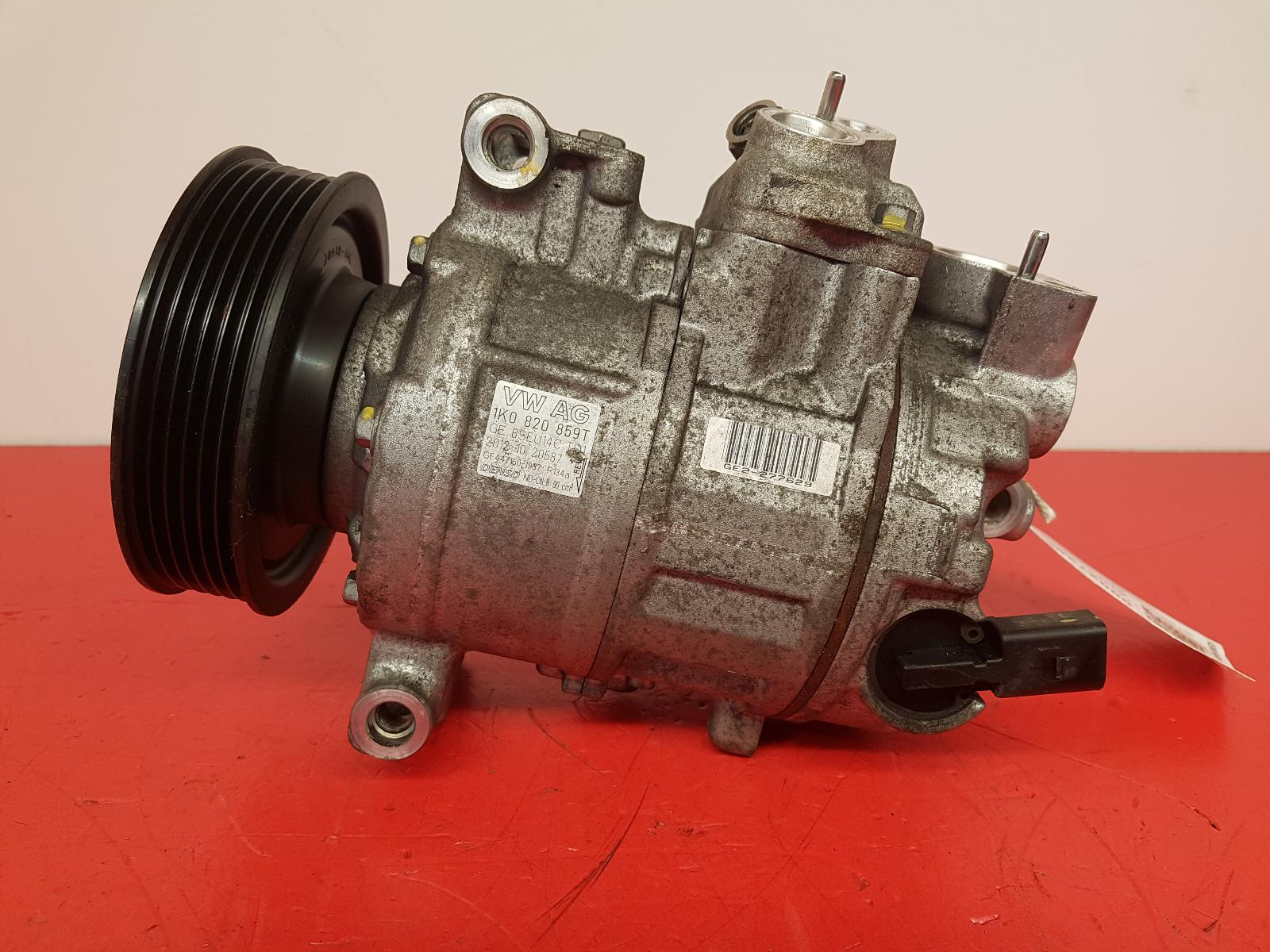 View Auto part Compressor Audi A1 2012