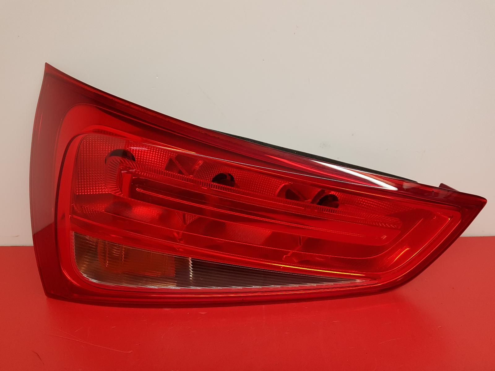 View Auto part L Taillight Audi A1 2012