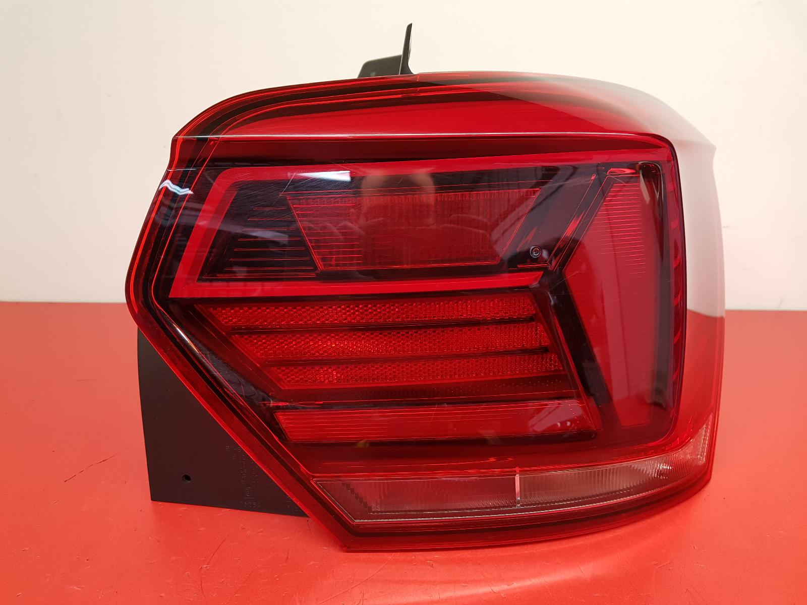 View Auto part R Taillight Volkswagen Polo 2018