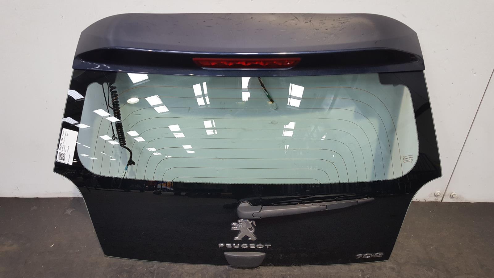 View Auto part Bootlid/Tailgate Peugeot 108 2015