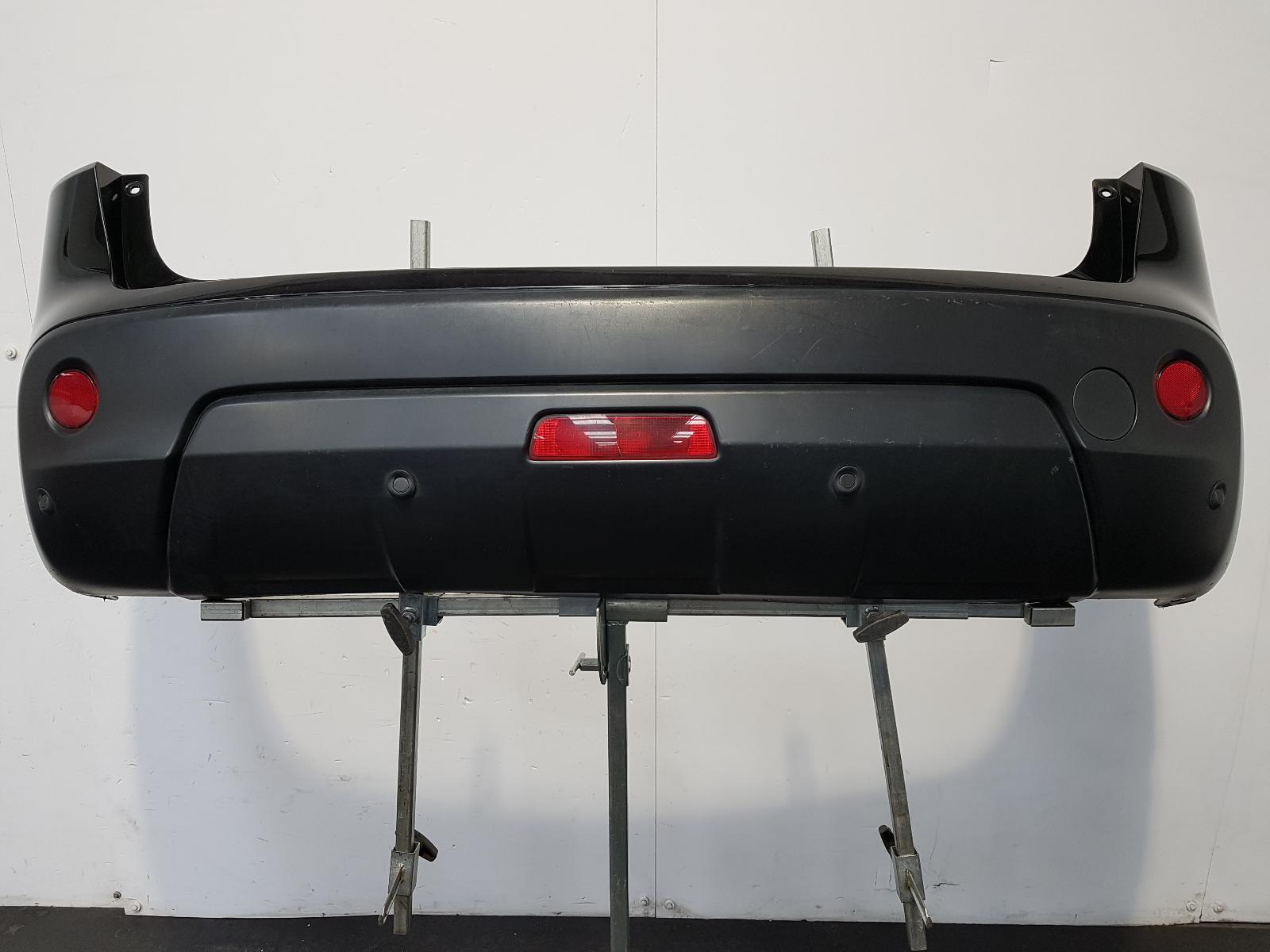 View Auto part Rear Bumper Nissan Qashqai 2007