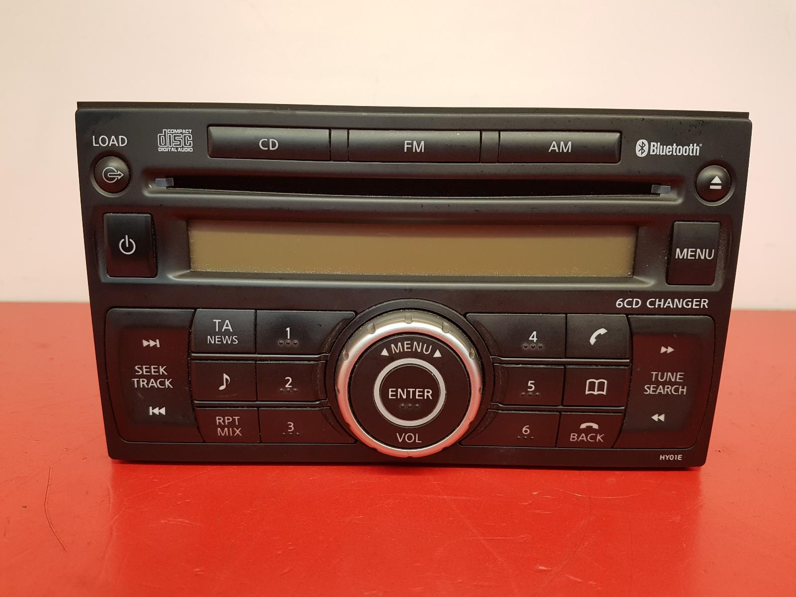View Auto part A/V Equipment Nissan Qashqai 2007
