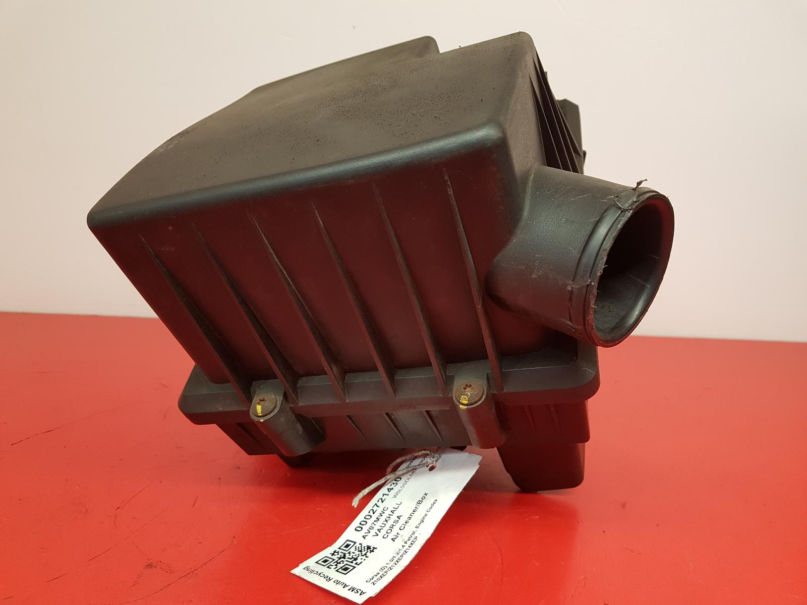 View Auto part Air Cleaner/Box Vauxhall Corsa 2007