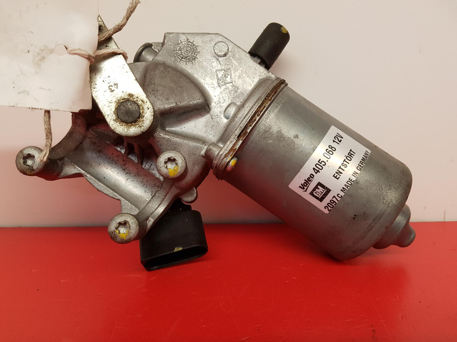 View Auto part Wiper Motor Front Vauxhall Corsa 2007