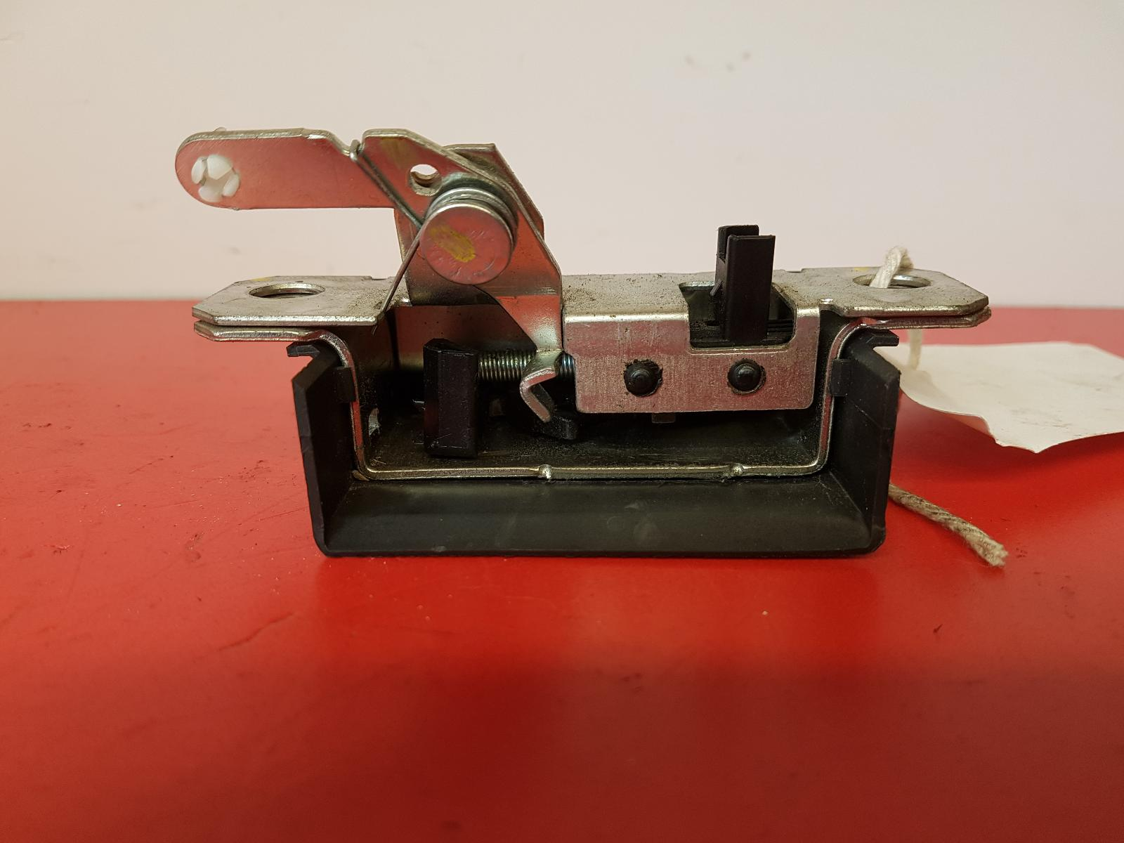 View Auto part Bootlid/Tailgate Lock Volkswagen Polo 2007