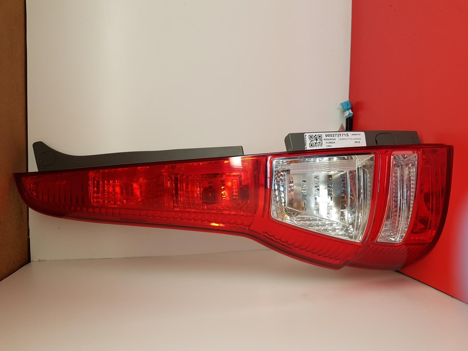 View Auto part L Taillight Honda Crv 2012