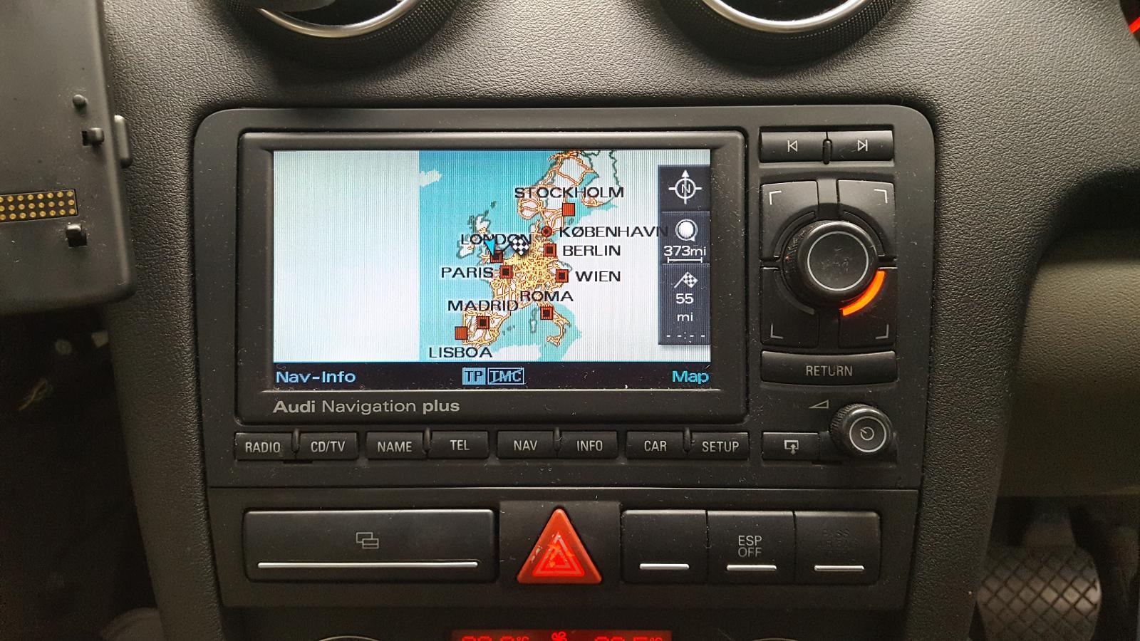 View Auto part A/V Equipment Audi A3 2005