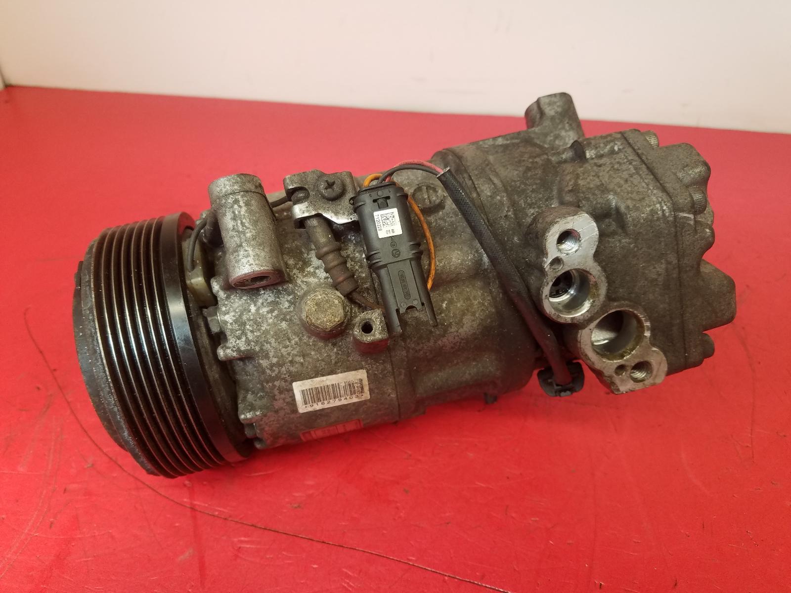 View Auto part Compressor Bmw 3 Series 2011