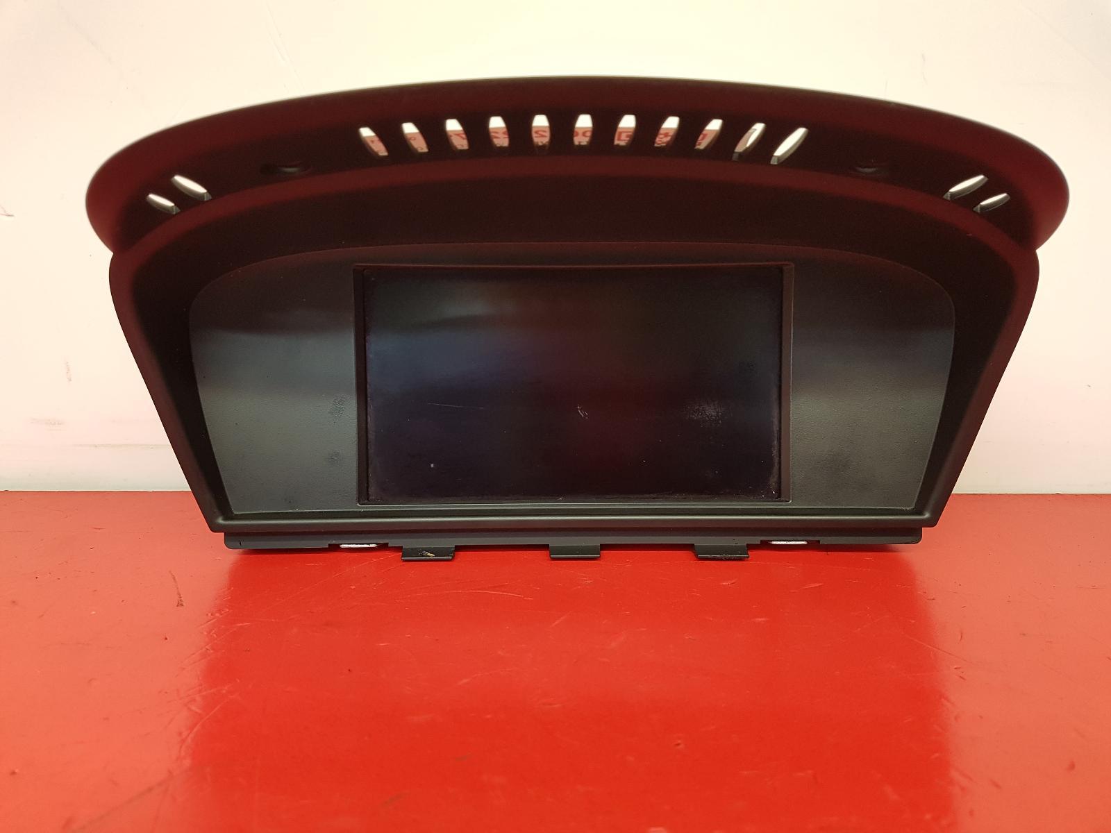 View Auto part Radio Display Bmw 3 Series 2011