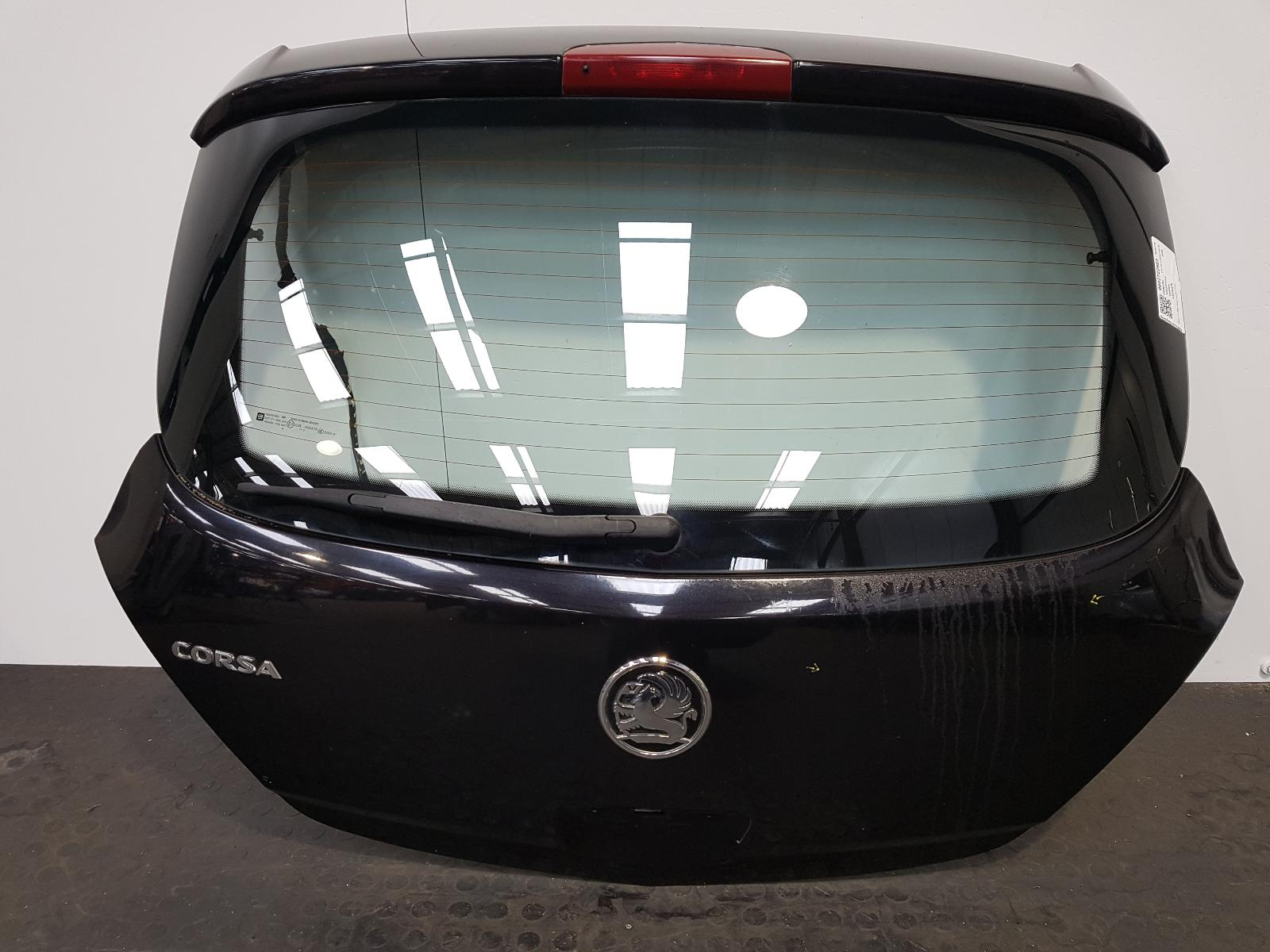 View Auto part Bootlid/Tailgate Vauxhall Corsa 2008