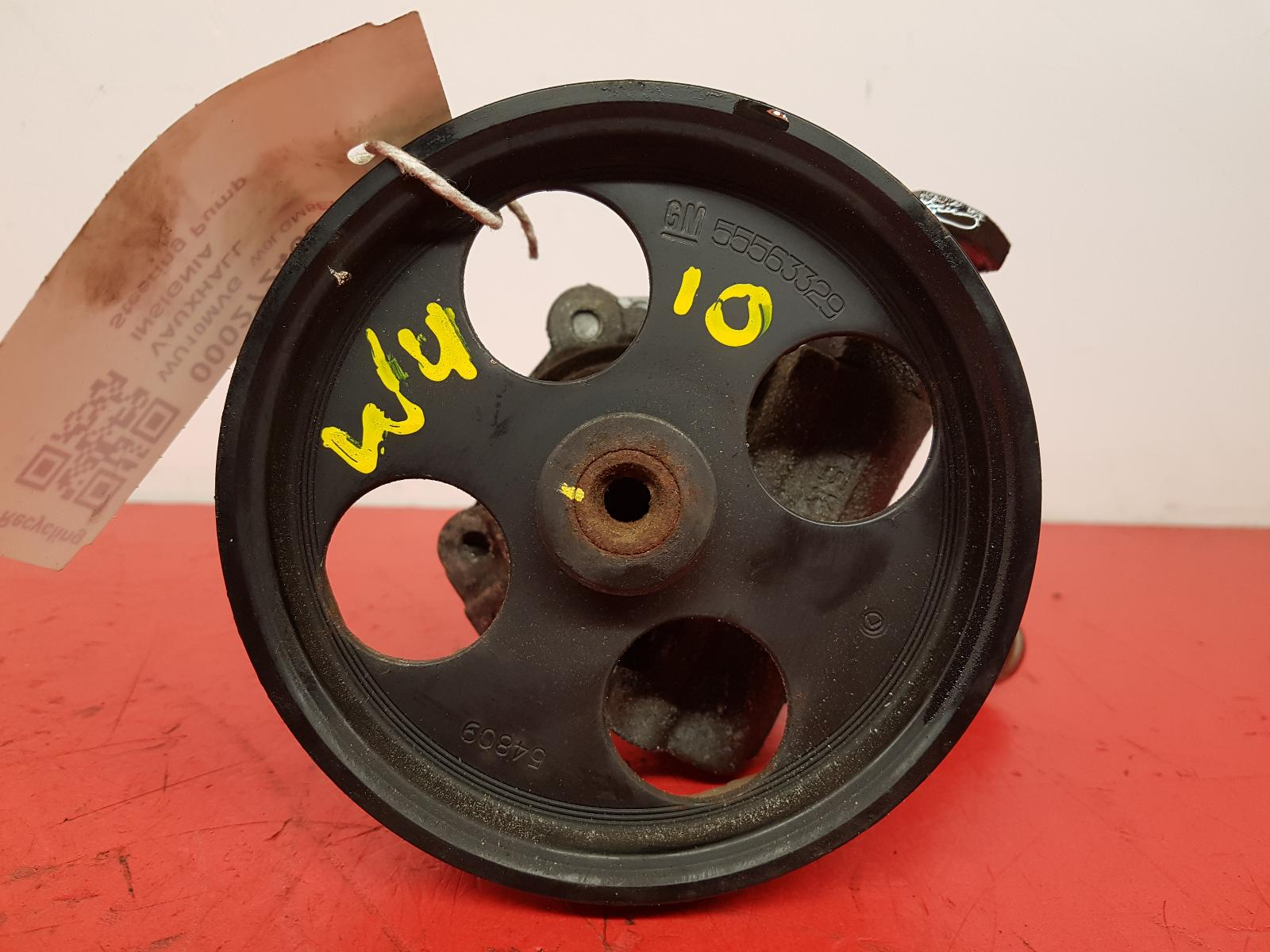 View Auto part Steering Pump Vauxhall Insignia 2010
