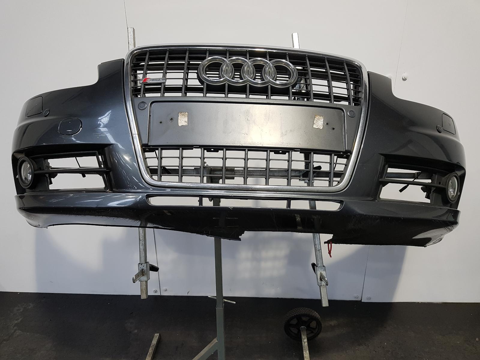 View Auto part Front Bumper Audi A6 2006