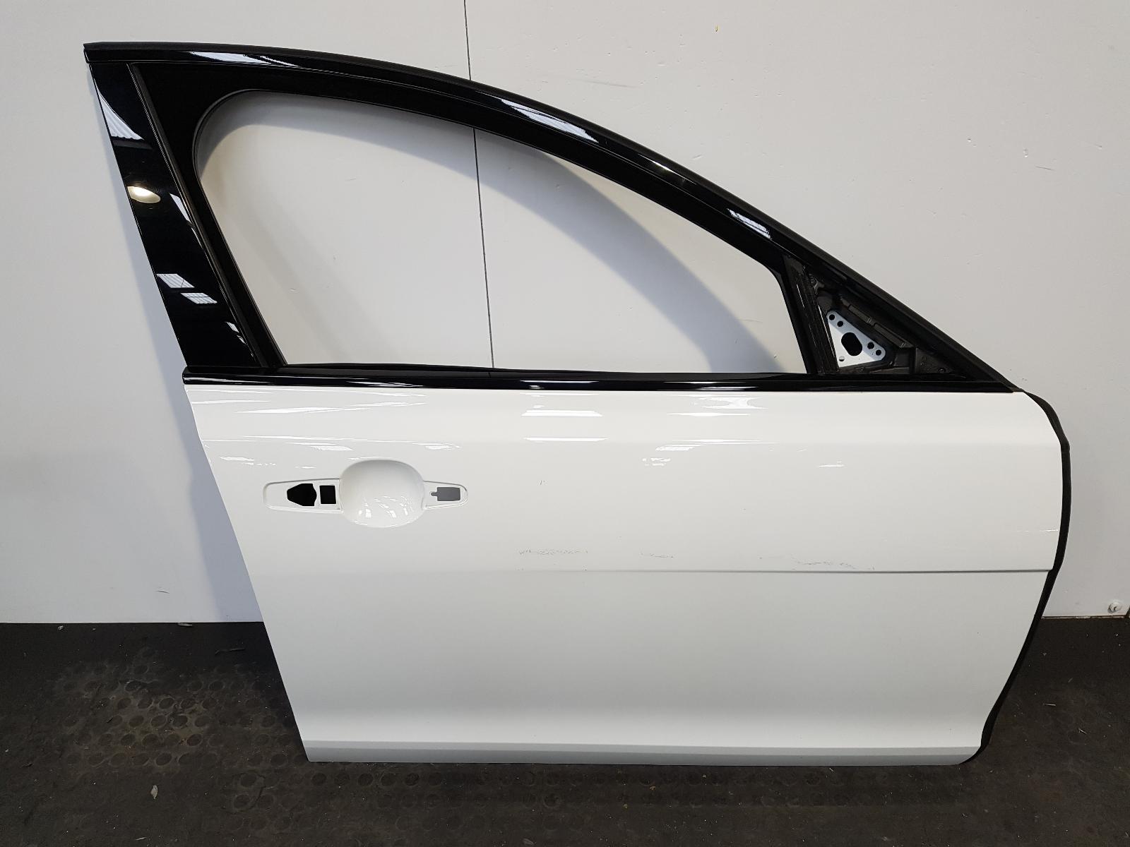 View Auto part R Front Door Jaguar Xf 2016