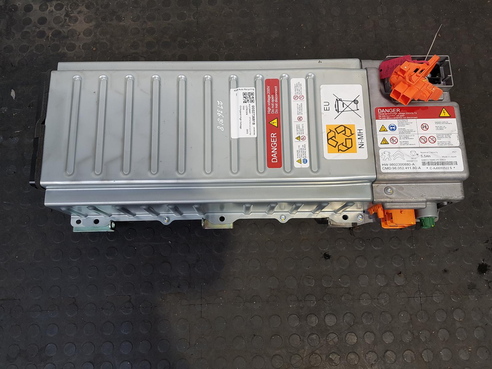 View Auto part Hybrid Battery Cell Citroen Ds5 2013