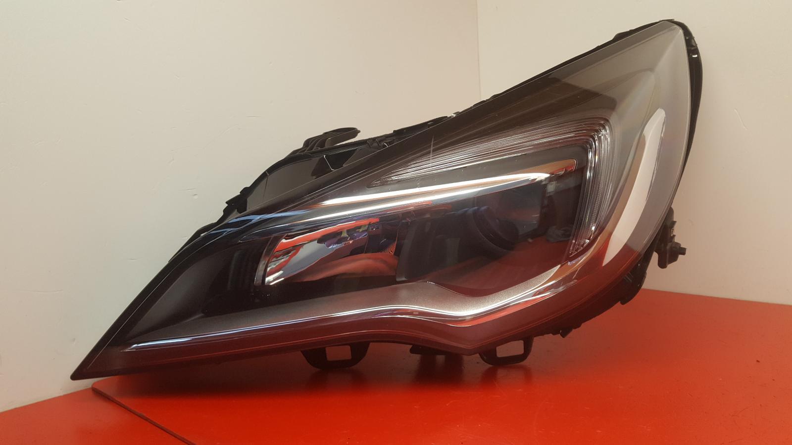 View Auto part L Headlamp Vauxhall Astra 2017