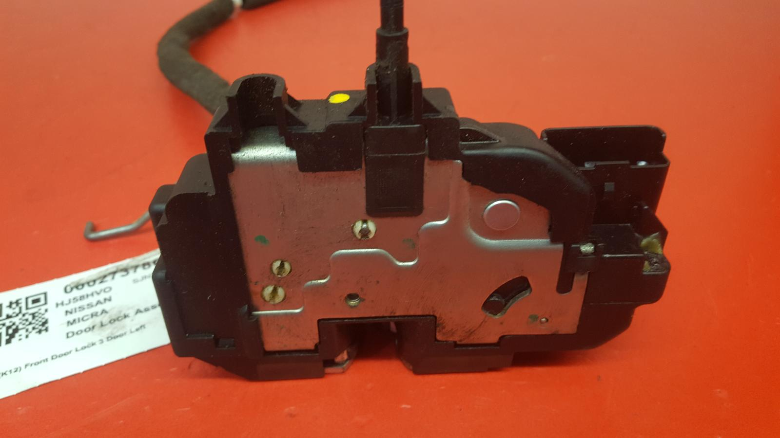 View Auto part Door Lock Assembly Nissan Micra 2008