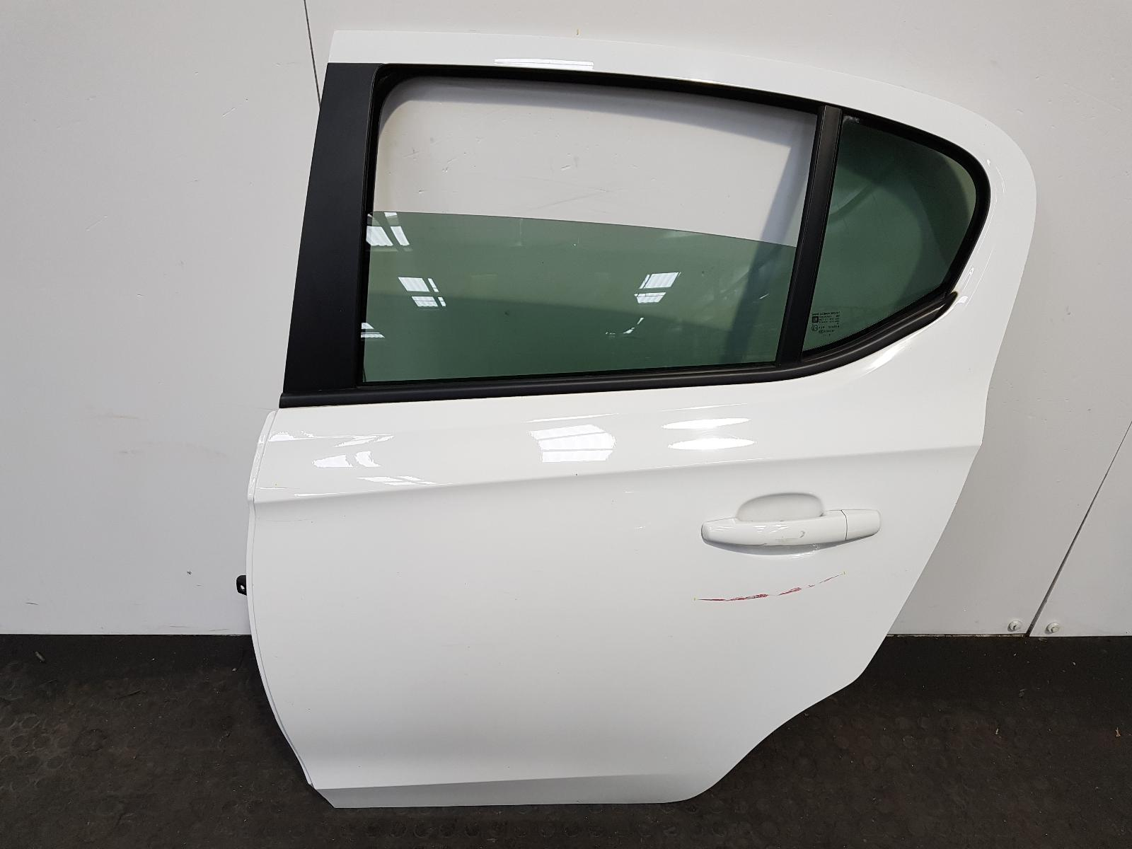 View Auto part L Rear Door Vauxhall Corsa 2015