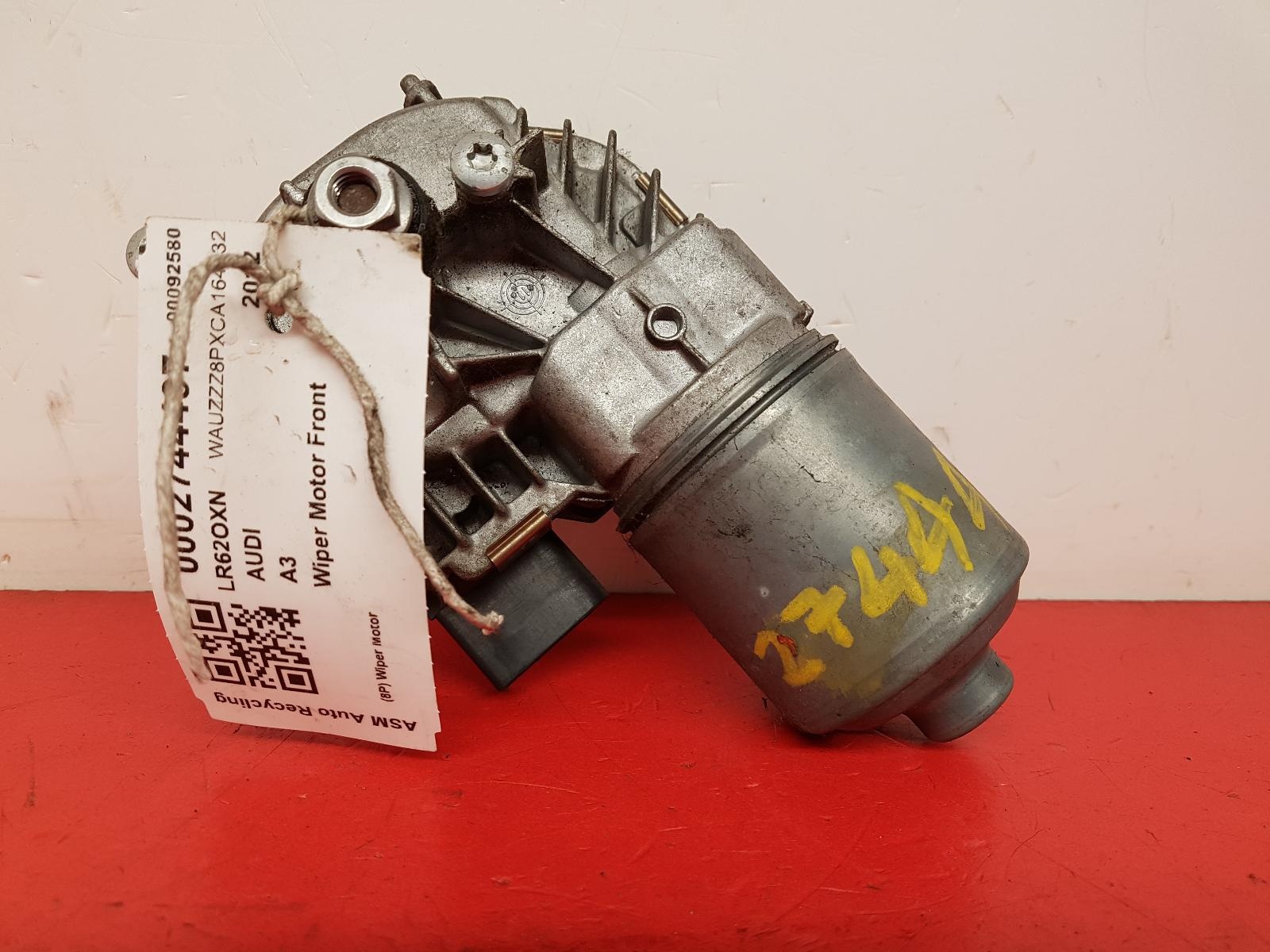 View Auto part Wiper Motor Front Audi A3 2012