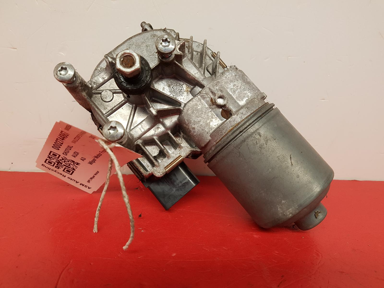 View Auto part Wiper Motor Front Audi A3 2007
