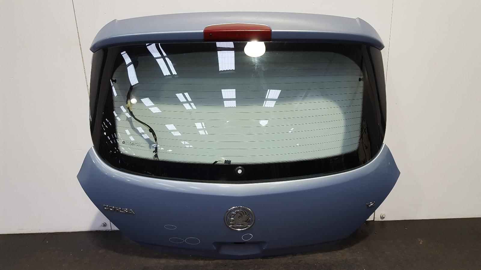 View Auto part Bootlid/Tailgate Vauxhall Corsa 2006