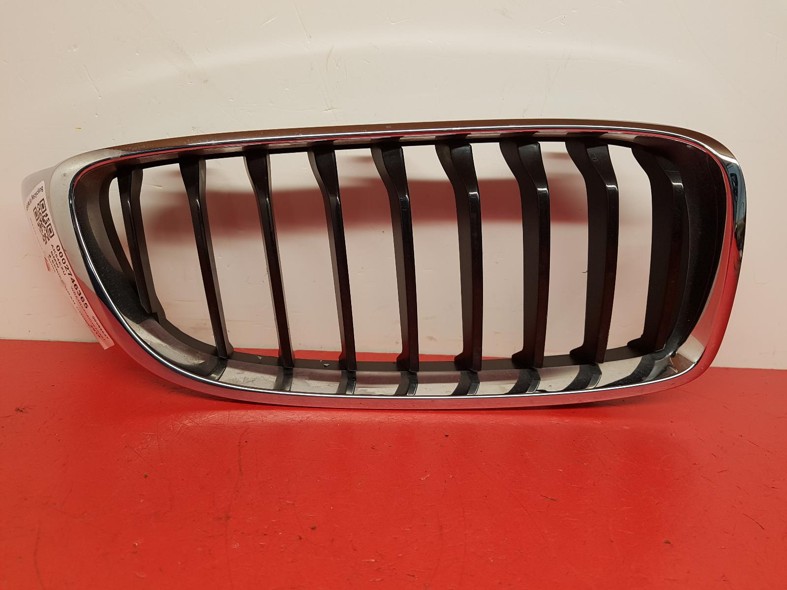 View Auto part Grille Bmw 4 Series Gran Coupe 2014