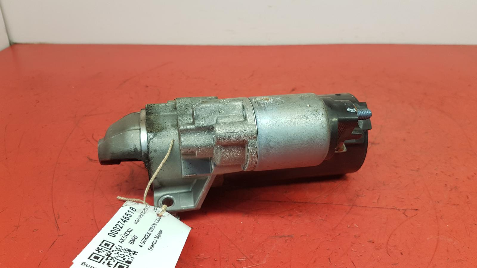 View Auto part Starter Motor Bmw 4 Series Gran Coupe 2014