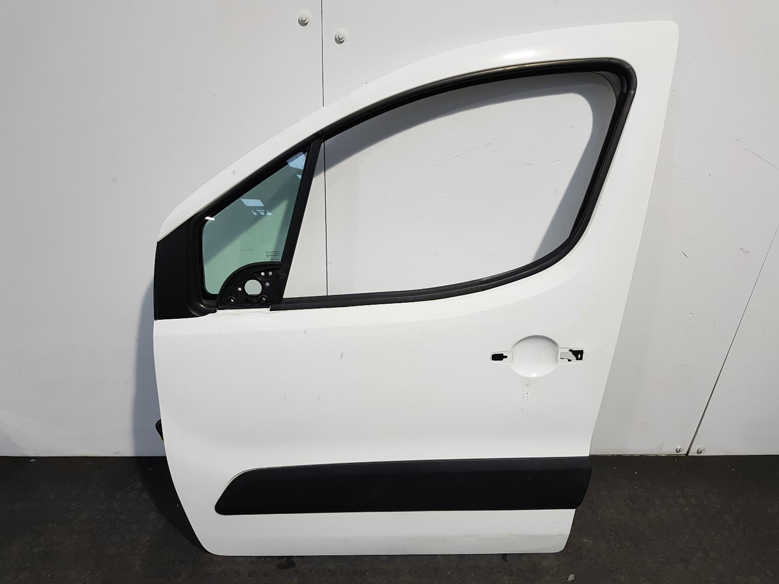 View Auto part L Front Door Citroen Berlingo 2012