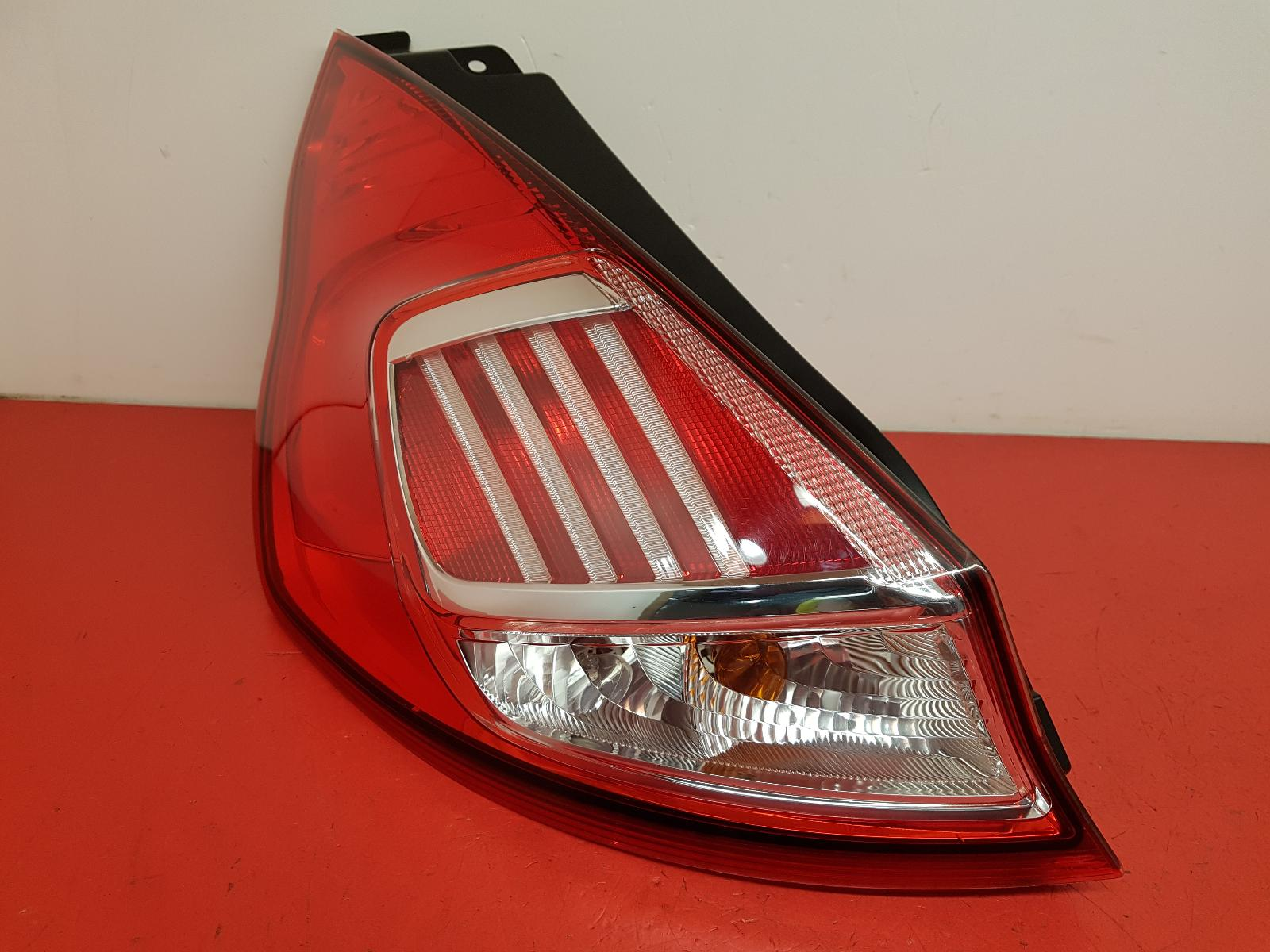 View Auto part L Taillight Ford Fiesta 2017