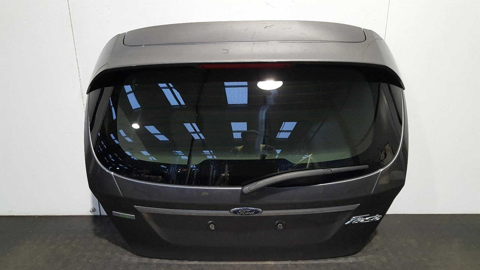 View Auto part Bootlid/Tailgate Ford Fiesta 2017